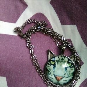 Jewelry - Tiger necklace
